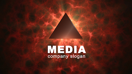 Media After Effects Logo Reveal