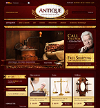 Magento: Online Store/Shop Wide Templates Magento Templates jQuery Templates Antique Templates