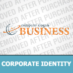 Corporate Identity Template 32957