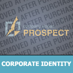 Corporate Identity Template 32966