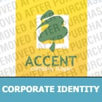 Corporate Identity Template 32967
