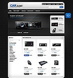 Cars osCommerce  Template 32995