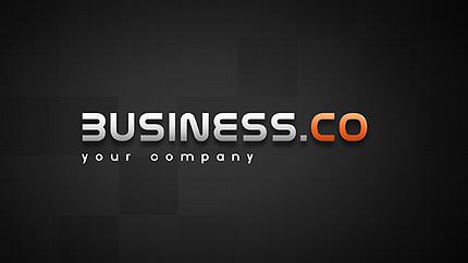 Logo Animé After Effects pour site d'affaires et de services #32977