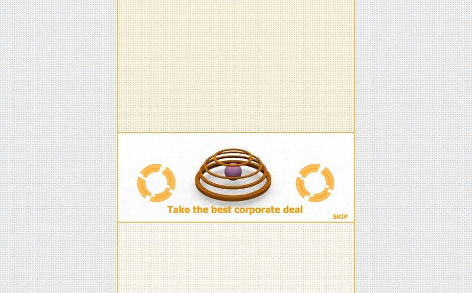 Plantilla Flash Intro #3379 para Sitio de Negocio y Servicios New Screenshots BIG