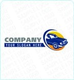 Cars Logo  Template 3396