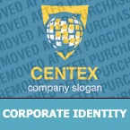 Corporate Identity Template 33033