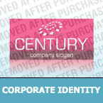 Corporate Identity Template 33034
