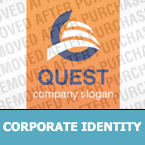 Corporate Identity Template 33036