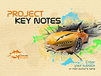 Cars PowerPoint  Template 33104