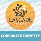 Corporate Identity Template 33107