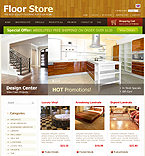 Furniture ZenCart  Template 33128