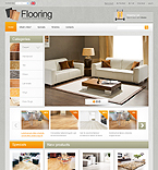Furniture osCommerce  Template 33157