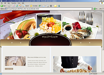 Template 33172 ( Gallery Page ) HTML Screenshot
