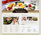 Food & Drink SWiSH  Template 33172