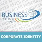 Corporate Identity Template 33184