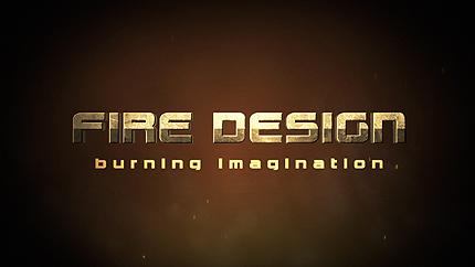 Заставка After Effects на тему веб дизайн №33116