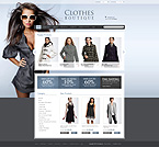 Fashion osCommerce  Template 33206