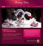 Wedding Turnkey Websites 2.0 Template 33252
