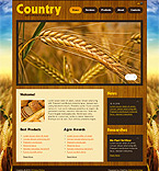 Agriculture Turnkey Websites 2.0 Template 33264