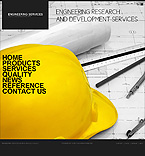 Architecture Turnkey Websites 2.0 Template 33265