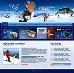 Sport Turnkey Websites 2.0 Template 33269