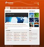 Web design Turnkey Websites 2.0 Template 33271