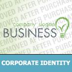 Corporate Identity Template 33344