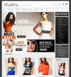 Fashion ZenCart  Template 33347