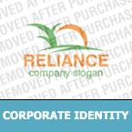 Corporate Identity Template 33371