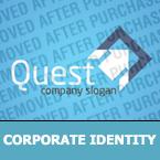 Corporate Identity Template 33434