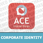 Template 33436 Corporate Identity (psd Only)