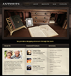 HTML5 JS Animated: Full Site CSS Wide Templates jQuery Templates Antique Templates