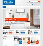 Furniture osCommerce  Template 33478
