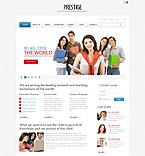 Education Turnkey Websites 2.0 Template 33499