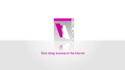 Logo Animé After Effects pour site d'affaires et de services #33427