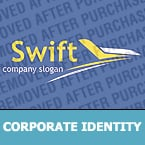 Corporate Identity Template 33556