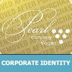 Corporate Identity Template 33558
