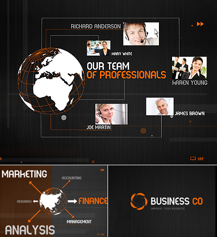 ADOBE Photoshop Template 33592 Home Page Screenshot