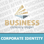 Corporate Identity Template 33613
