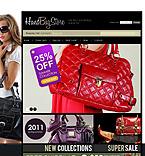 Fashion VirtueMart  Template 33674