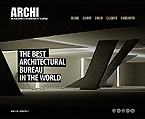 Architecture Turnkey Websites 2.0 Template 33725