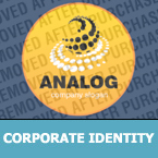 Corporate Identity Template 33730