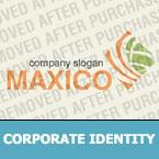 Corporate Identity Template 33731