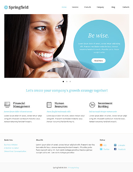 WordPress main photoshop screenshot