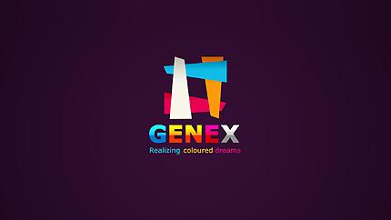 Анімований логотип After Effects на тему веб дизайн №33773 - скріншот