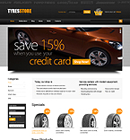 Cars VirtueMart  Template 33816