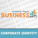 Corporate Identity Template 33819