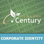 Corporate Identity Template 33837