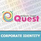 Corporate Identity Template 33840