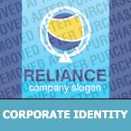 Corporate Identity Template 33916